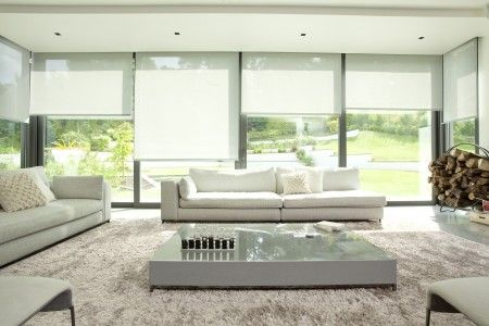 Electric Blinds for Bi-Fold Doors