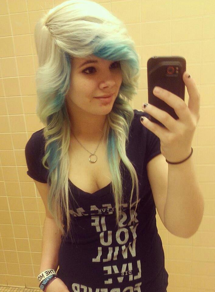 765 Best Scene Hair Images On Pinterest Colourful Hair Coloured