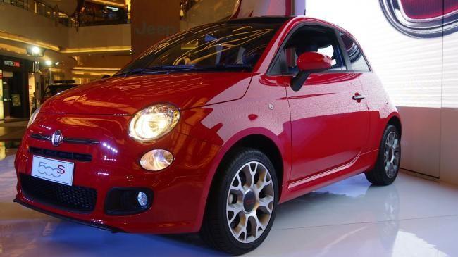 Fiat 500 Dibanderol Rp 365 dan 390 juta - Vivaoto.com - Majalah Otomotif Online