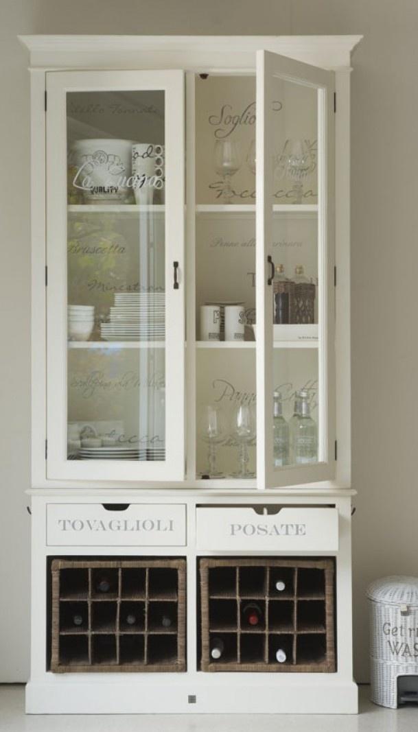 mooie functionele woonkamer of keuken kast Door Levi-Kleinjan