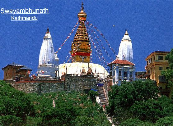 the monkey temple kathmandu may 2011