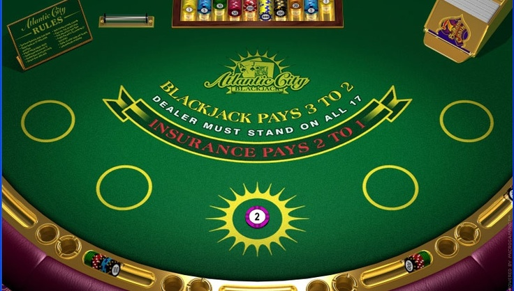 Atlantic City Blackjack   Royal-Vegas