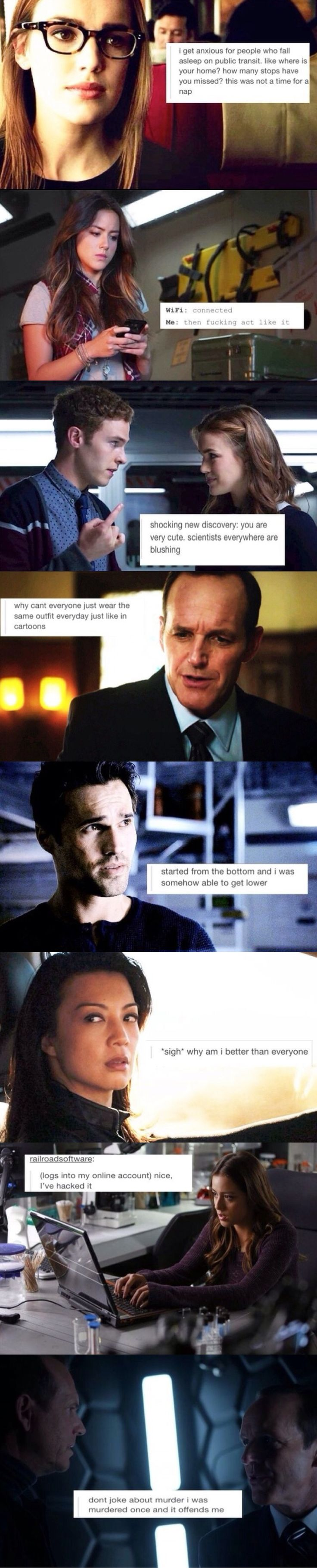 """The one about Ward! """"Started from the bottom and somehow got even lower."""""""