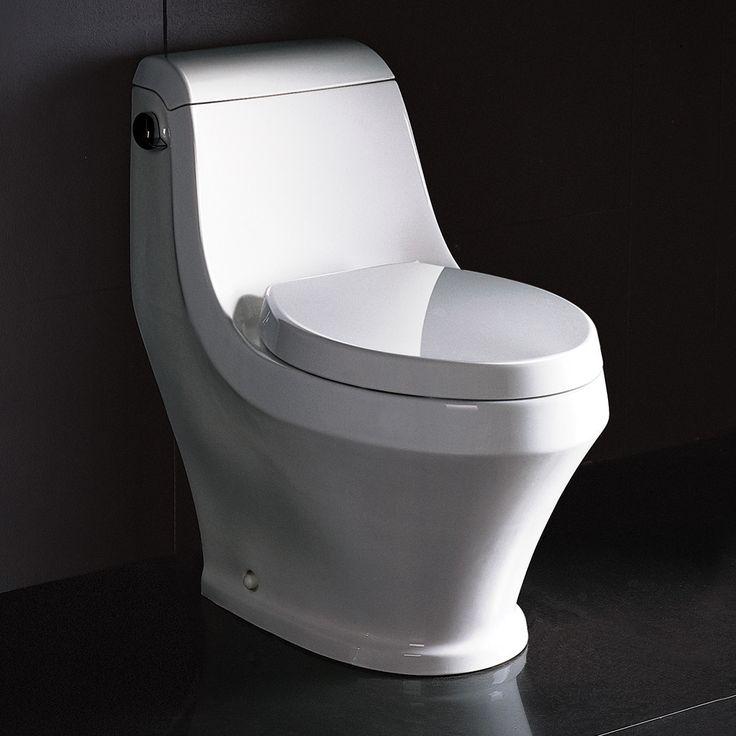 Fresca Volna One-Piece Contemporary Toilet