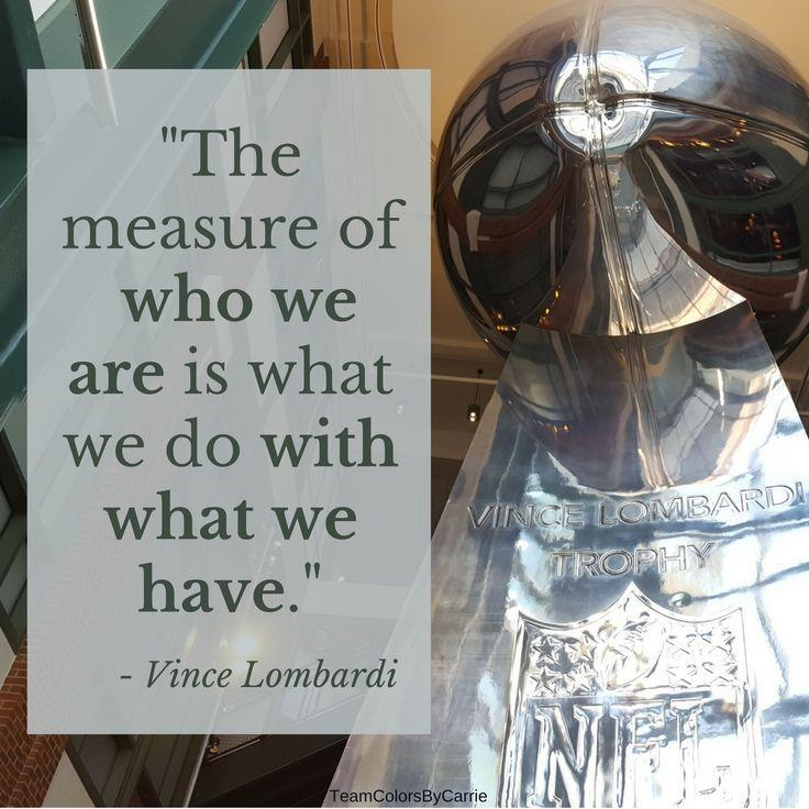 Vince Lombardi #Inspiration #Motivation #Quote