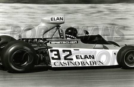 1974 Helmuth Koinigg - Brabham BT42 -