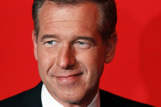 """""""Brian Williams was talking about cruise missiles tonight like they were being launched by his own dick and IMO it was revolting as shit."""""""