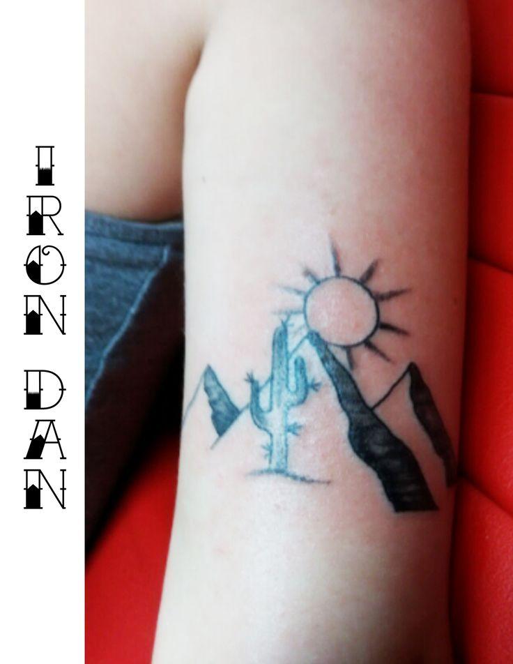 Mejores 41 im genes de tattoo en pinterest tatuajes for Arizona desert tattoo