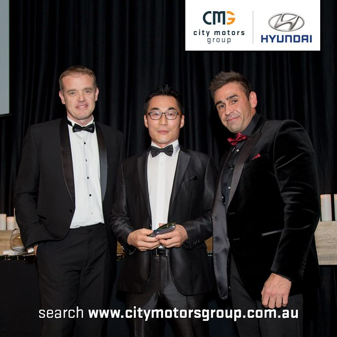 A multi award-winning Service Team!  Congratulations to Michael Bright and Hyunho 'Freddie' Lee for their respective victories at the Hyundai Australia Dealer of the Year Awards. Book a Service: www.citymotorsgroup.com.au/service  #hyundai #australia #awards #national #service #manager #nsw #master #technician #of #the #year #eastern #region #dealership #award #winning #team #wollongong #shellharbour #albionpark #southcoast #southernhighlands #illawarra #matchingcarswithpeople