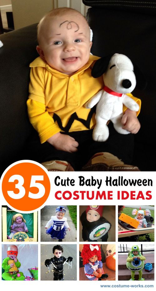 35 Cute Baby Halloween Costume Ideas