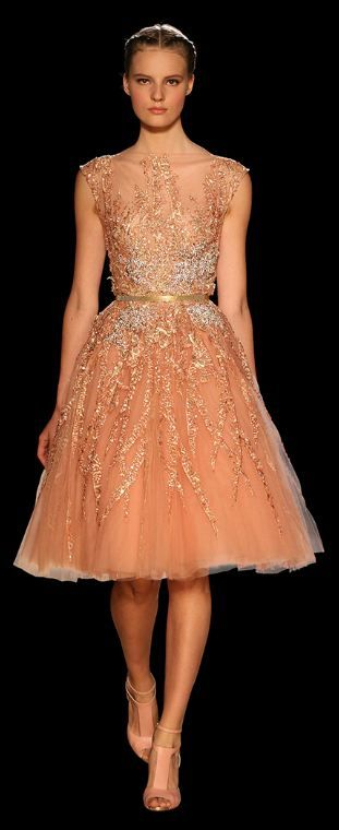 Elie Saab Haute Couture 2012-13: