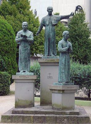 la misión jesuita en japón, s.xvi-xvii | HistoriaJaponesa.com