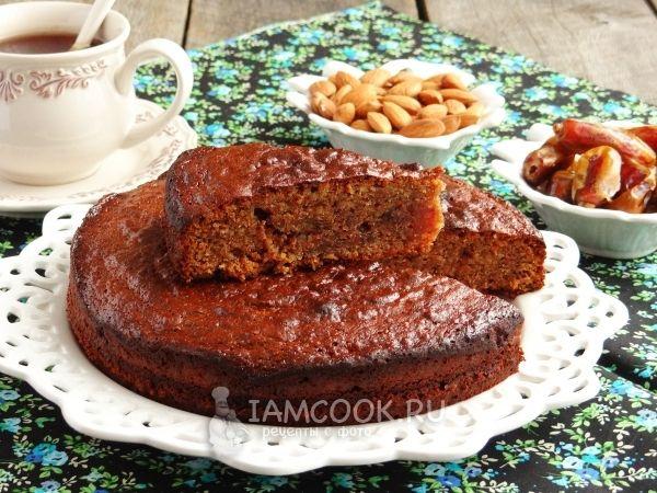 Финиковый хлеб «Джамила»