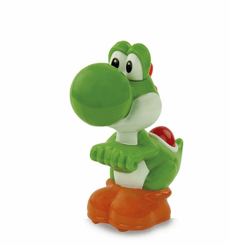 Mc donals Super Mario Yoshi Dino nintendo happy meal juego infantil Dinosaurio