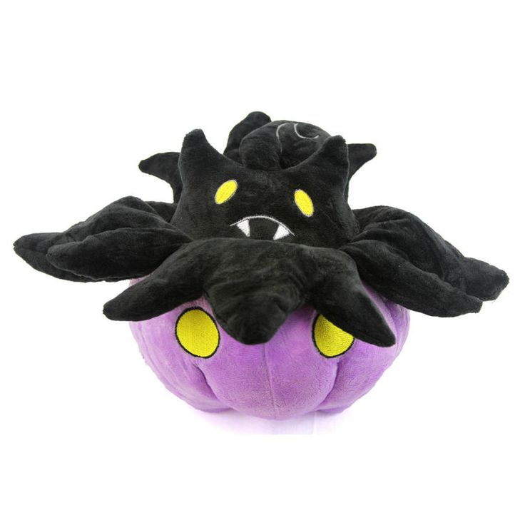 "Pokemon Pokemon Shiny Pumpkaboo - Pokemon 10"" Plush"