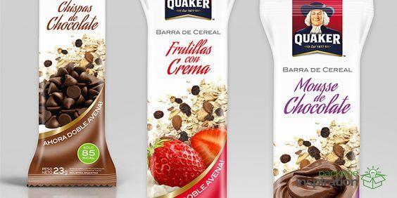 Quaker Cereal Bars