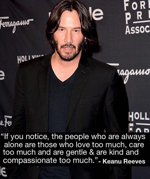 Inspirationalquotes Ninefrogs Pattibokowski Motivationalquotes Keanu Reeves Quotes Discover Quotes Wisdom Quotes