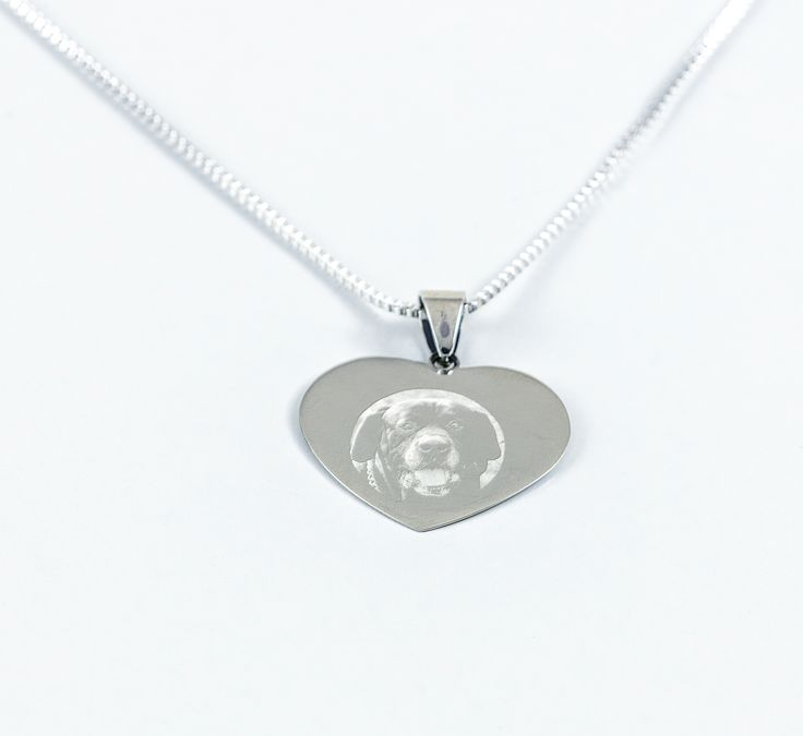 A lovely heart necklace with YOUR photo engraved onto the piece to create your permanent keepsake of an event or occassion that fills our life with happiness.  Call me on 0402 765 525 or  http://www.memorykeepsakes.com.au/