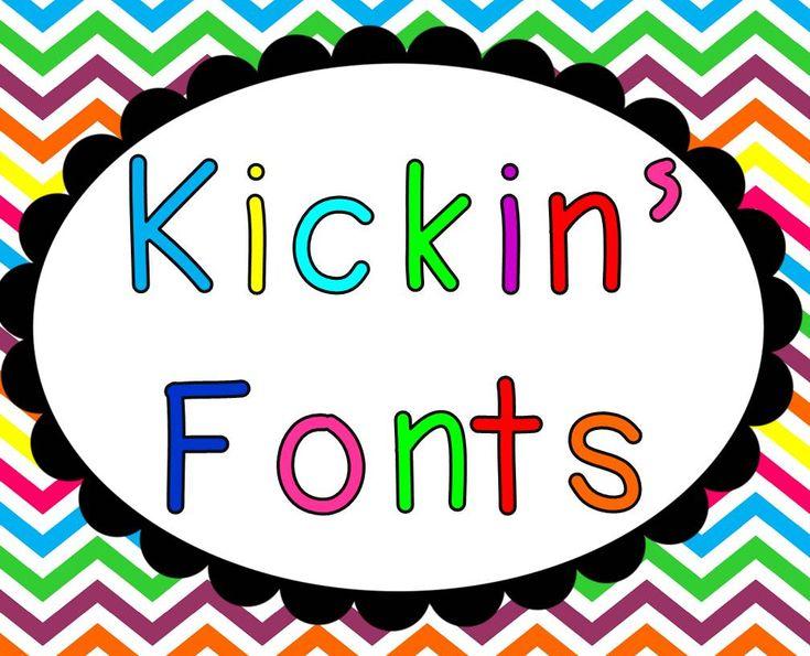 17 Best images about Teacher Fonts, Graphics & Clip Art on ...