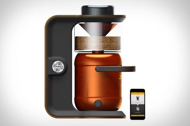 MiniBrew la Máquina para hacer cerveza en Casa