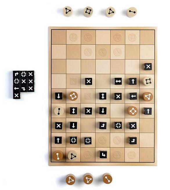 Barragoon Ein Reinrassiges Strategie Und Taktikspiel Ala Schach