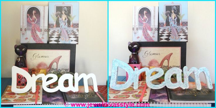 JDS - DREAM WORD INSPIRATION - http://jeweldivasstyle.com/home-decor-style-dream/