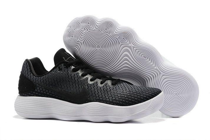 Nike Hyperdunk 2017 Fast Shipping Nike Hyperdunk 2017 Black White Basketball Shoe For Discount