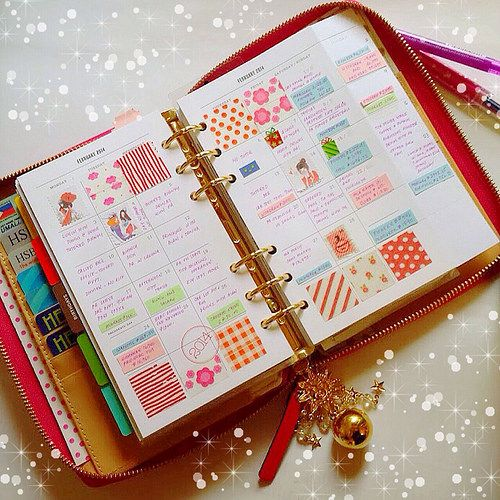 In my kate spade agenda! | Flickr - Photo Sharing!