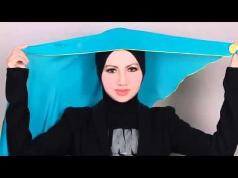 Tutorial Hijab Segi Empat  Hijab atau jilbab masih menjadi trend dan masih sangat menarik untukdikembangkan dan dipelajari. Selain sebagai ...