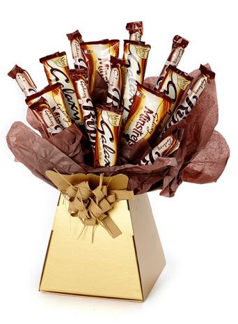 Chocolate Bouquet - BHS
