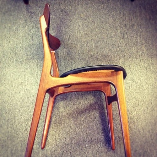 newest addition   mid-century scandinavian furniture