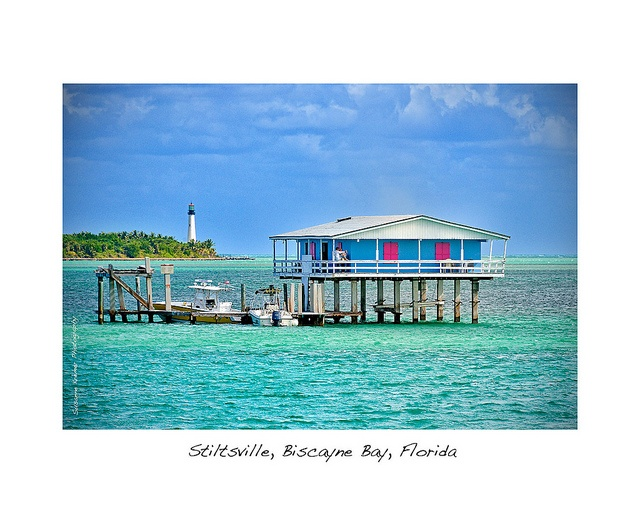 17 best images about stiltsville over water homes in miami for Best home builders in south florida