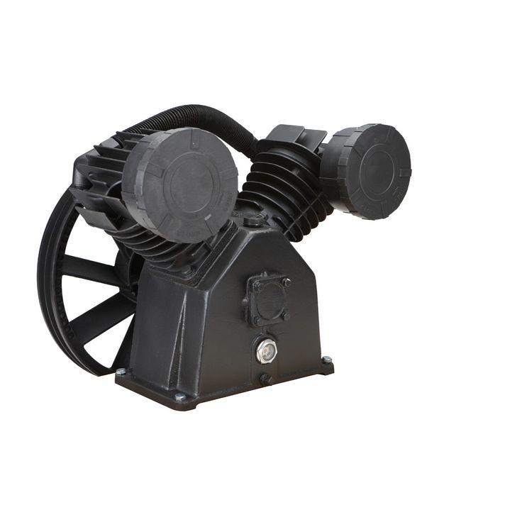 145 PSI 5 Horsepower Twin Cylinder Air Compressor Pump
