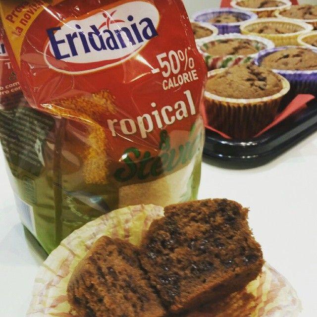 "I plumcake al cioccolato con ""Tropical & Stevia"" il nuovo mix tra zucchero di canna e Stevia, una delizia a cuor leggero by Stefan Krueger e @cookerylab per #TuttoFood2015 #zuccherodicanna #stevia #tropical #Eridania #plumcake #showcooking #cioccolato #pastrylab #pastry #recipe #food #italy #live #instacooking #instaChef #instafood #igersmilano #igerslombardia"