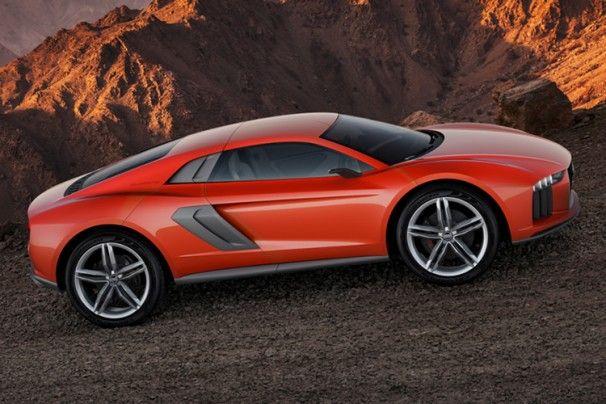 #Audi #Nanuk #quattro #concept, what do you think?