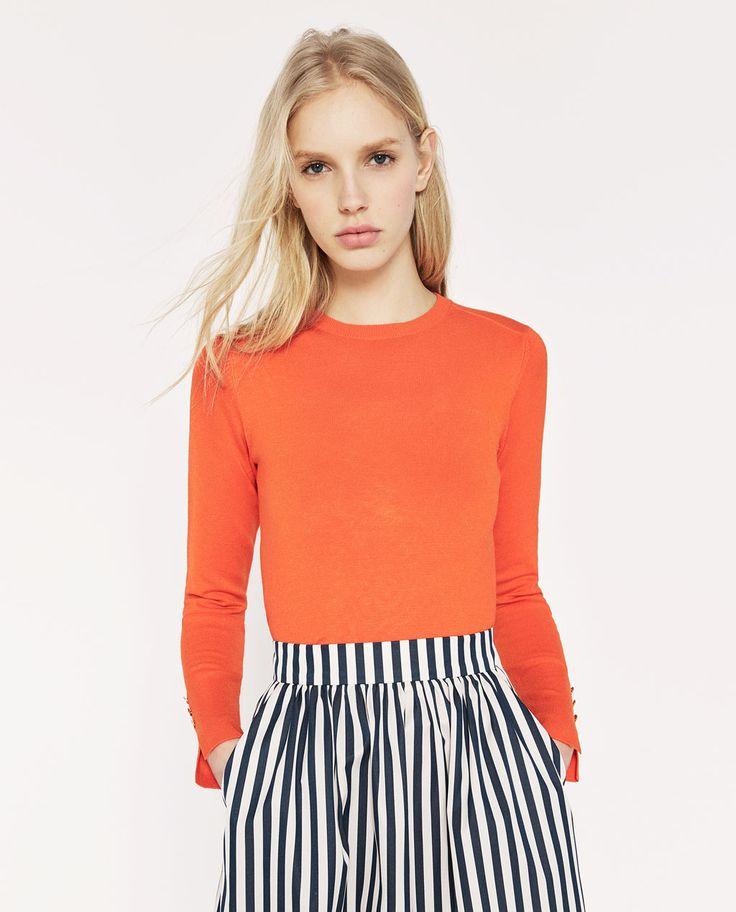 изображение 2 из ТРИКОТАЖНЫЙ СВИТЕР от Zara