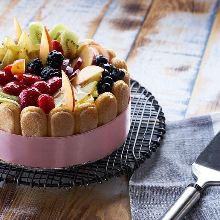 Fruit cake - Vainilla Molina