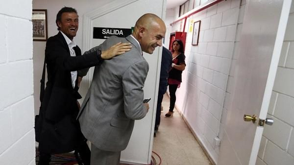 Here's our collection of behind-the-scenes pics from the trip to Vallecas