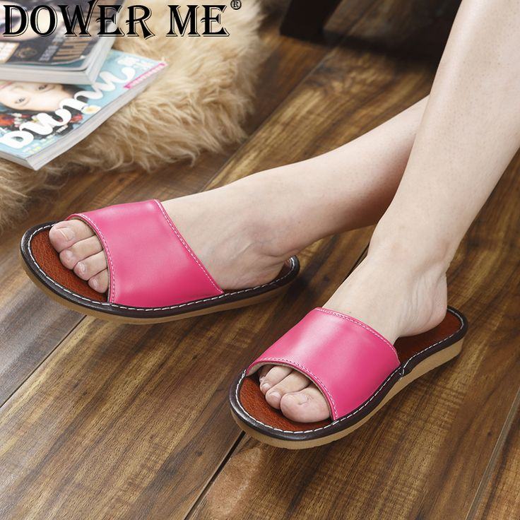 $9.52 (Buy here: https://alitems.com/g/1e8d114494ebda23ff8b16525dc3e8/?i=5&ulp=https%3A%2F%2Fwww.aliexpress.com%2Fitem%2F2017-Summer-Women-s-Slippers-Casual-Slides-PU-Leather-Sandals-Flat-Sandals-Flip-Flops-Open-Toe%2F32795615057.html ) 2017 Summer Women's Slippers Casual Slides PU Leather Sandals Flat Sandals Flip Flops Open Toe Ladies Beach Shoes for Girls for just $9.52