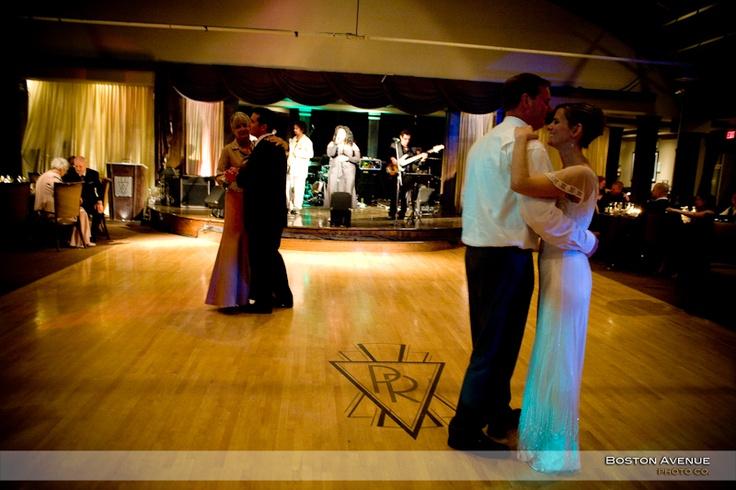 Palais Royale wedding reception