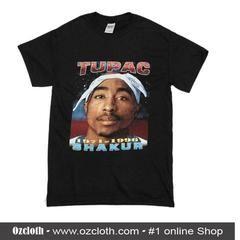 Vintage 1996 2PAC Tupac Shakur T-Shirt
