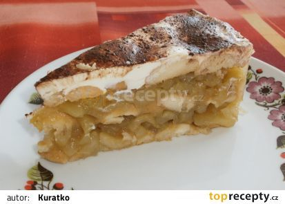 Jablečné tiramisu recept - TopRecepty.cz