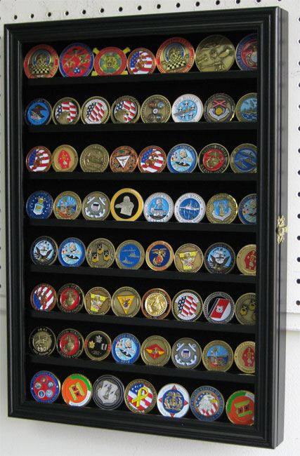 A different way to display medals