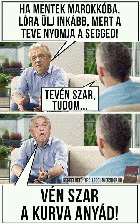 TeVénSzar!