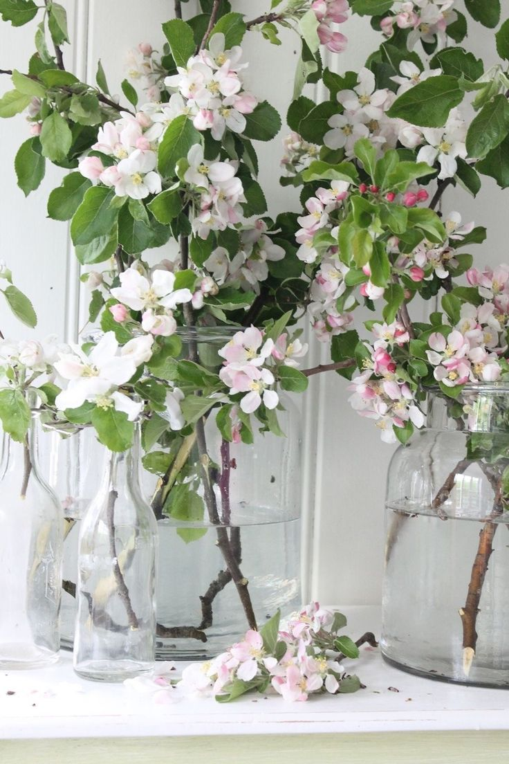 best Simple Flower Arrangements with branches blossom or one