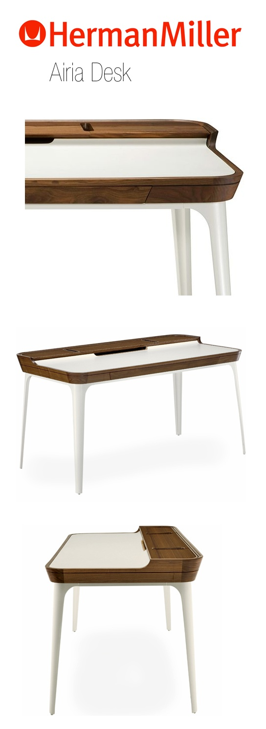 Airia Desk, By Herman Miller