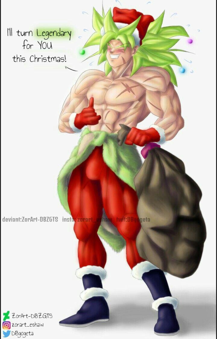 85e1d9ea Broly (Feliz navidad (Merry Christmas) /Dragon Ball Super   Broly ...