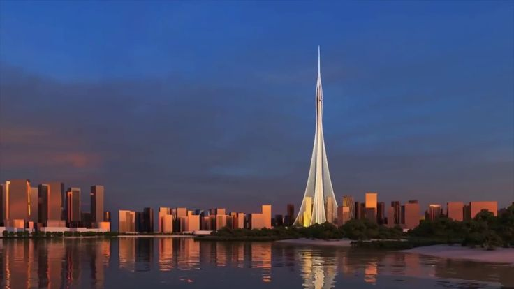 Dubai Creek Harbour The Tower
