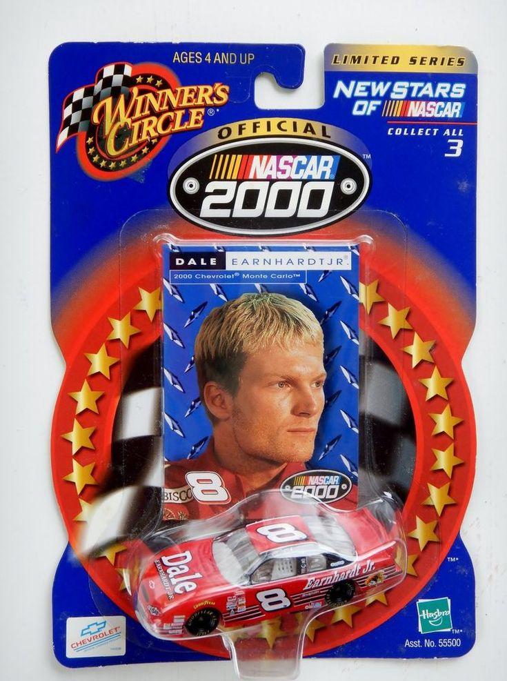 Dale Earnhardt Jr.#8 2000 Chevy Monte Carlo.Diecast Car (Winner's Circle)(2000)  #WinnersCircle #CHEVROLET