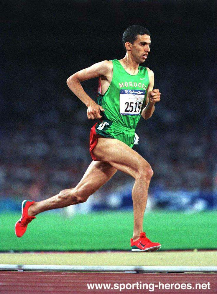Hicham El Guerrouj, WR 1500 (3:26.00)